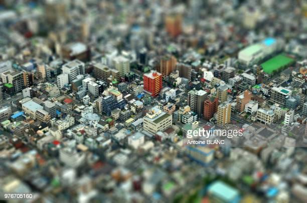 Sim City or Real City ?