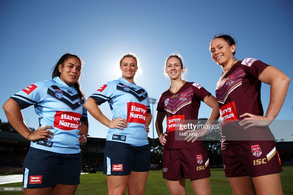 State of Origin Women's Media Opportunity