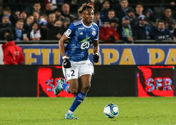 RC Strasbourg v Olympique Lyon - Ligue 1