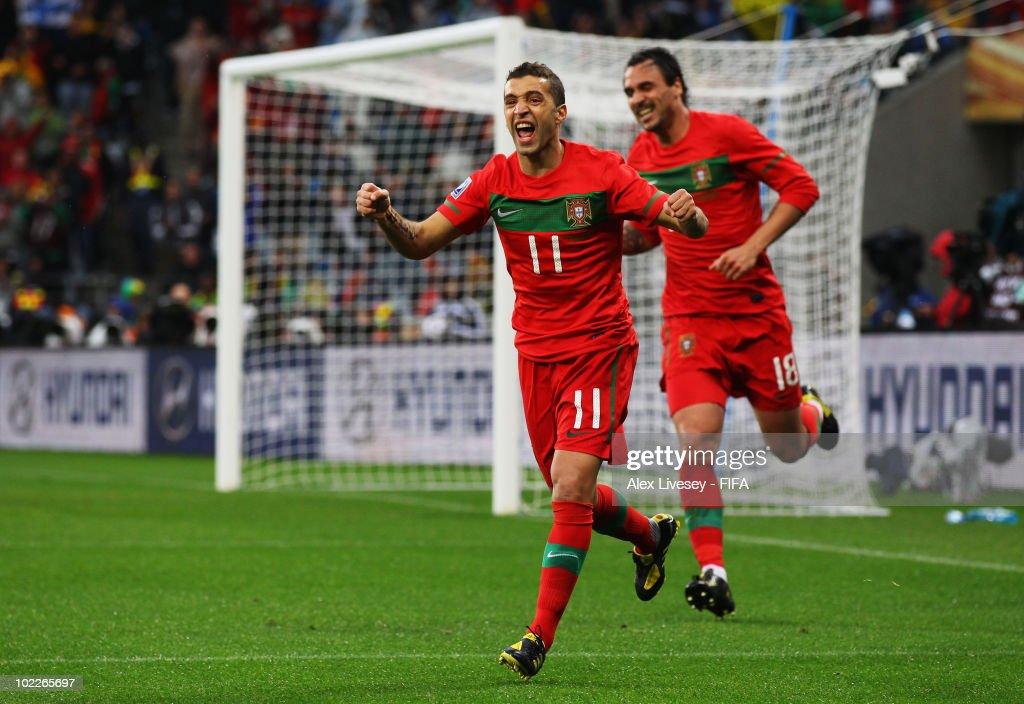 Portugal v North Korea: Group G - 2010 FIFA World Cup