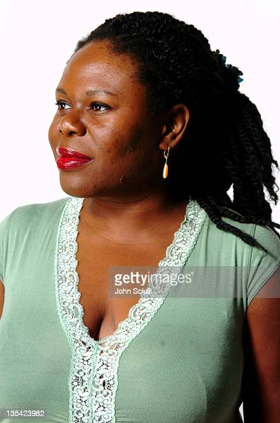 Simbi Hall director/writer of the Long Story during AFI FEST 2004 Presented by Audi The Long Story Portraits at The LOFT in Los Angeles California...