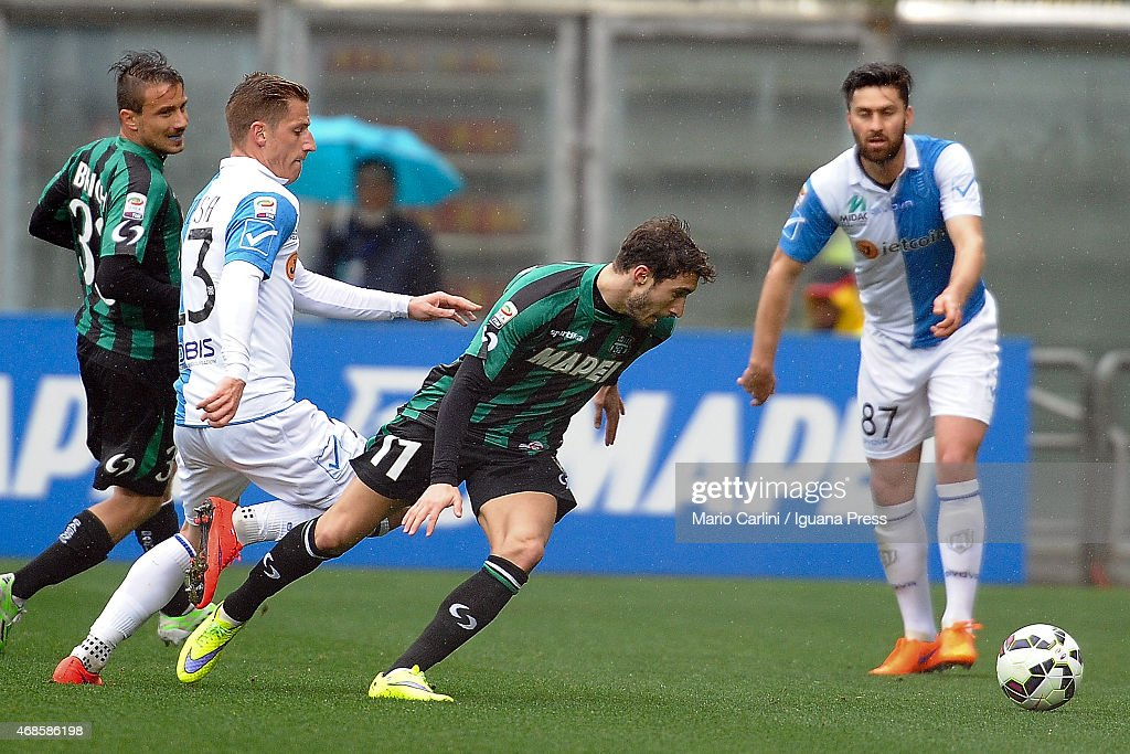 US Sassuolo Calcio v AC Chievo Verona  - Serie A : ニュース写真