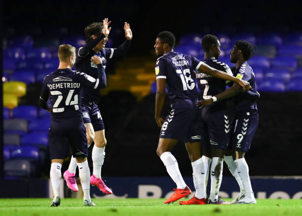 GBR: Southend United v Cambridge United - Sky Bet League Two