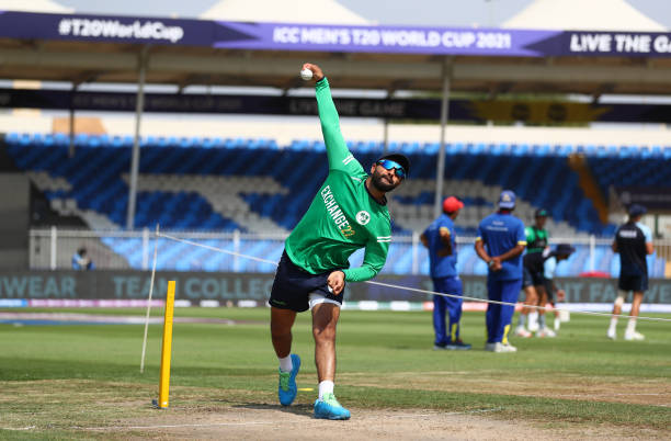 ARE: Namibia v Ireland - ICC Men's T20 World Cup 2021