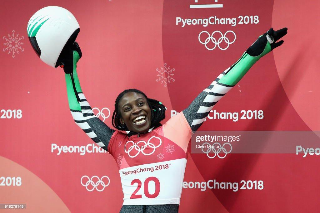 Skeleton - Winter Olympics Day 8 : News Photo