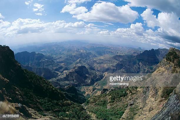 Simien Mountain Range, Ethiopia, Africa