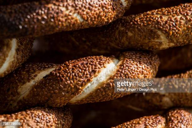 Simit (Turkish bread)