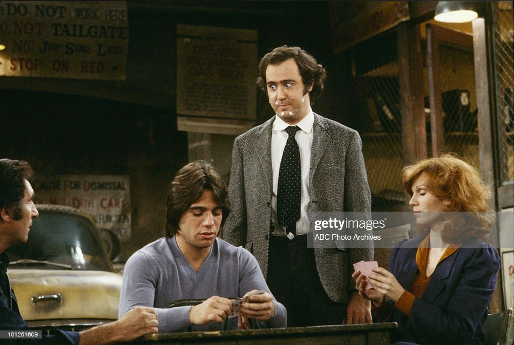 TAXI - 'Simka Returns' which aired on February 04, 1982. (Photo by ABC Photo Archives/ABC via Getty Images) JUDD