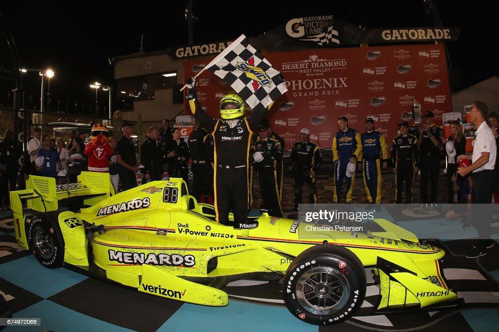 Desert Diamond West Valley Phoenix Grand Prix : News Photo