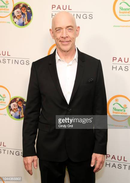 K Simmons attends Broadway's Best Comes Together To Salute Chita Rivera At Touch The Sky A Benefit To Build NY's First Shane's Inspiration Inclusive...
