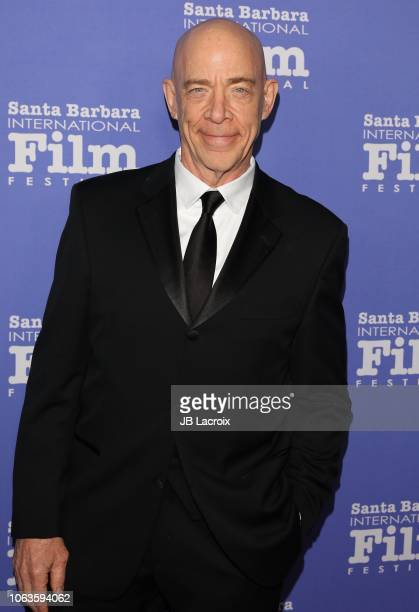 Simmons attends the 13th Annual Santa Barbara International Film Festival Honors Hugh Jackman With Kirk Douglas Award For Excellence In Film on...