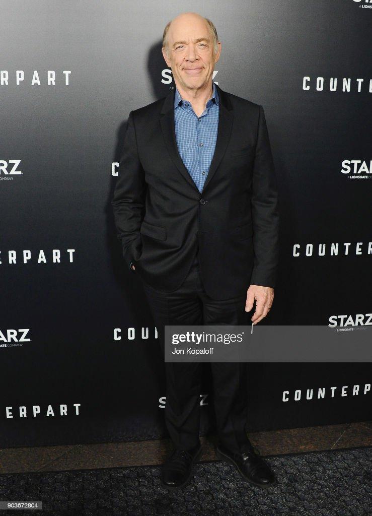 "Premiere Of Starz's ""Counterpart"" - Arrivals"