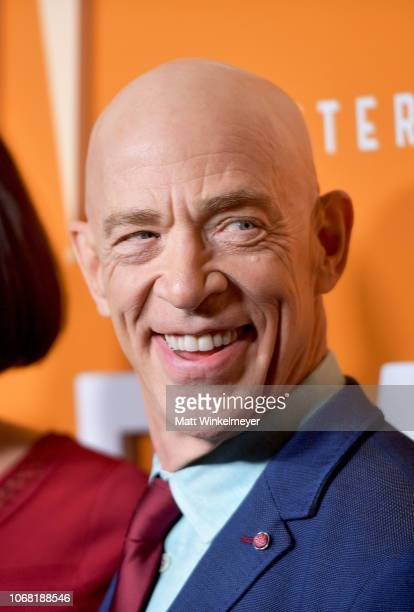 J K Simmons attends the premiere of Starz's Counterpart Season 2 at ArcLight Cinemas on December 3 2018 in Culver City California