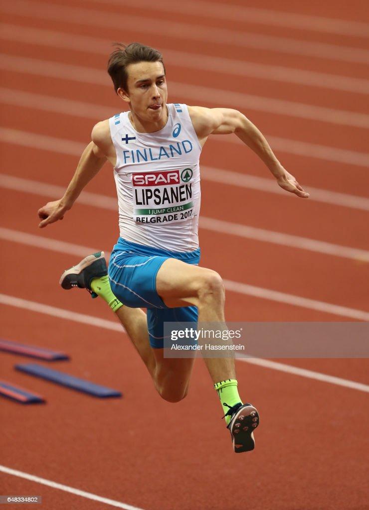 2017 European Athletics Indoor Championships - Day Three : News Photo