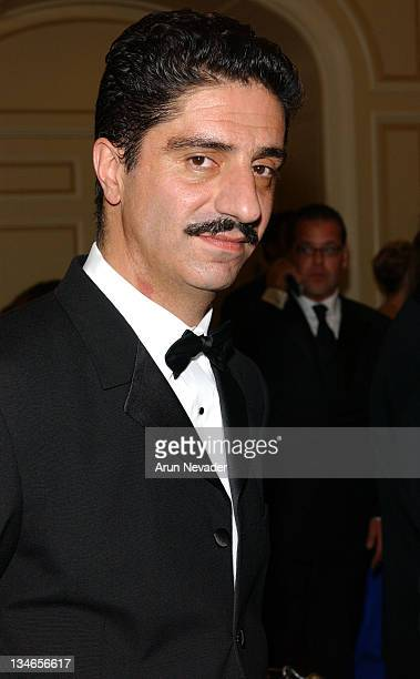 Simon Abkarian during 48th San Francisco International Film Festival Film Society Awards Night Honors Joan Allen Taylor Hackford and Paul Haggis...