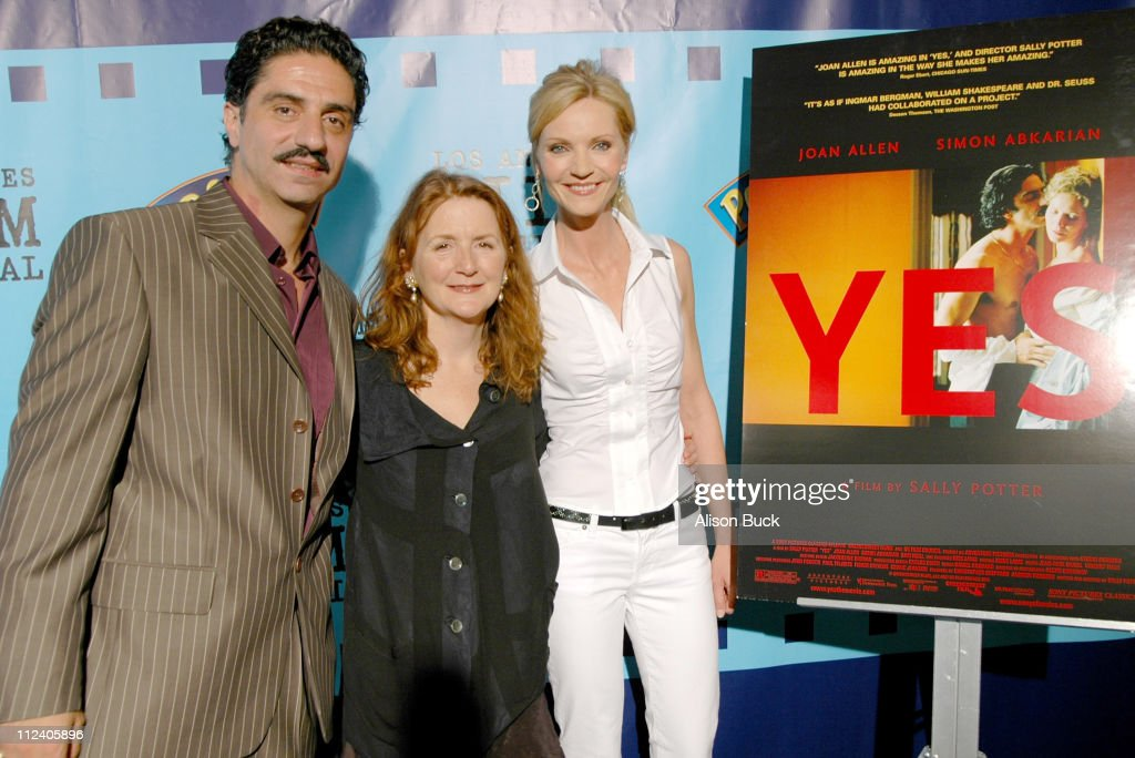 "2005 Los Angeles Film Festival - ""Yes"" Screening - Arrivals"