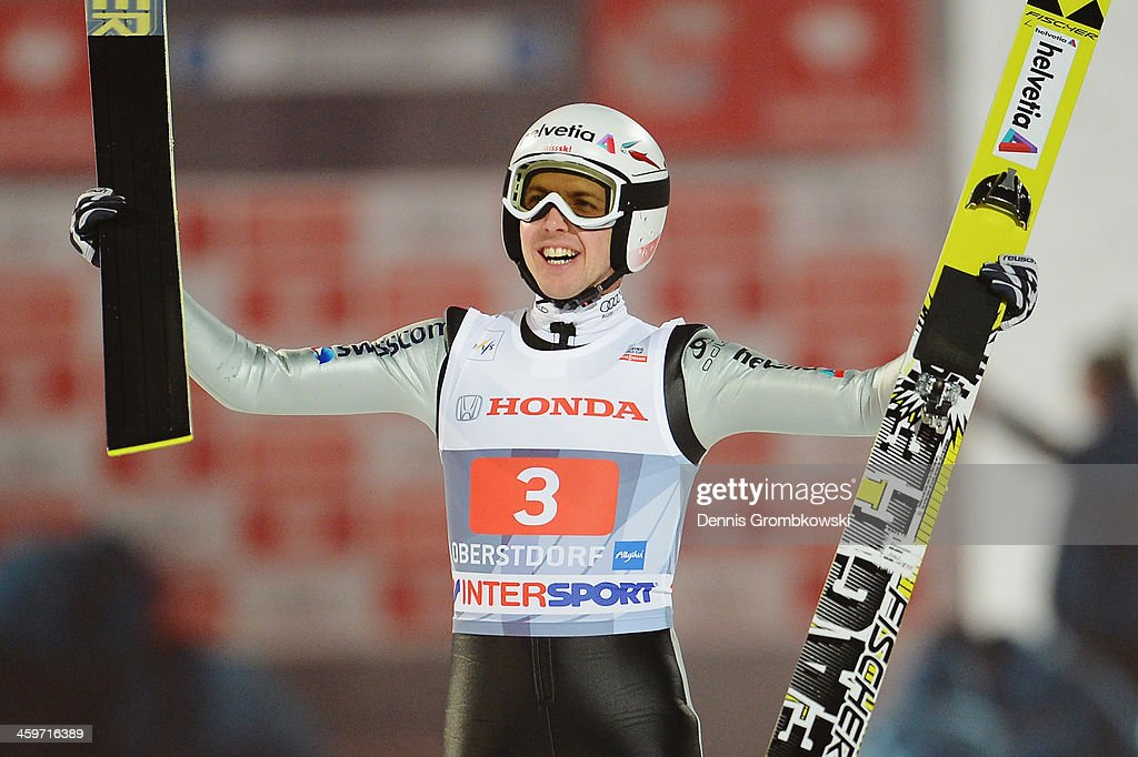 Four Hills Tournament - Oberstdorf Day 2