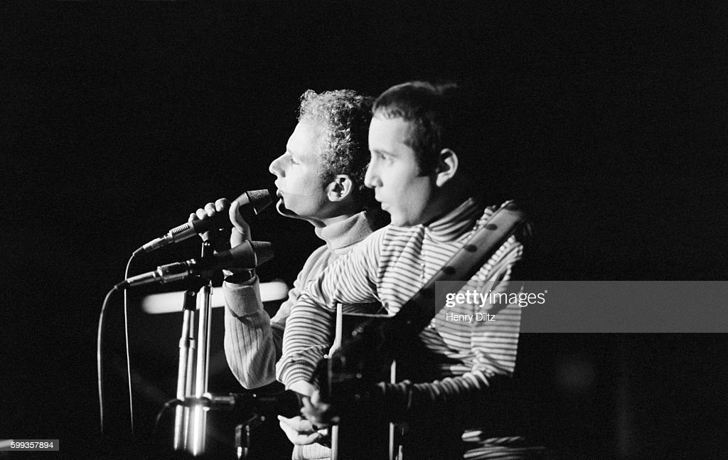 Simon and Garfunkel in Concert