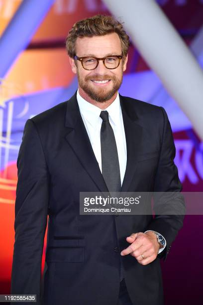 Simon Baker attends the closing ceremony during the 18th Marrakech International Film Festival on December 07, 2019 in Marrakech, Morocco.