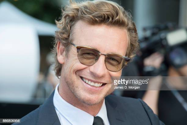 Simon Baker during the 7th AACTA Awards at The Star on December 6 2017 in Sydney Australia