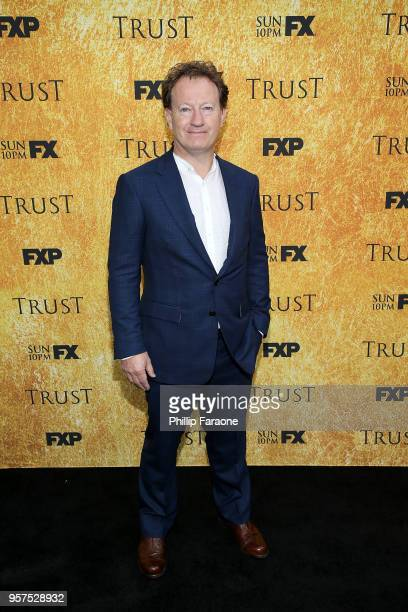 Simon Beaufoy attends the For Your Consideration Event for FX's 'Trust' at Saban Media Center on May 11 2018 in North Hollywood California