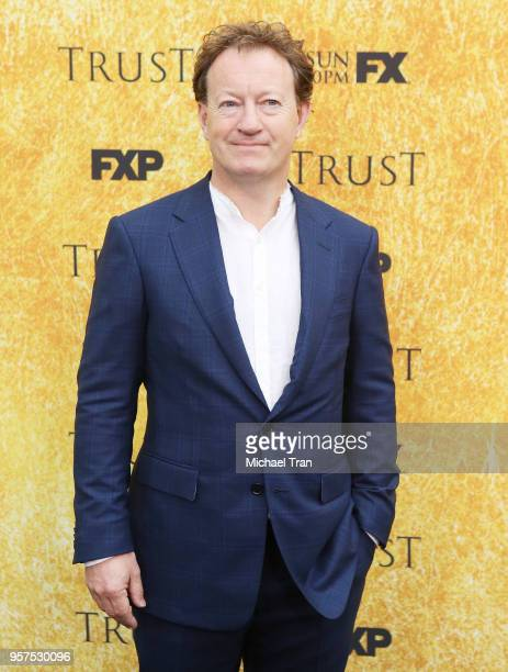 Simon Beaufoy attends the for your consideration event for FX's 'Trust' held at Saban Media Center on May 11 2018 in North Hollywood California
