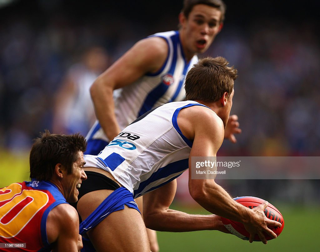 AFL Rd 18 - North Melbourne v Brisbane