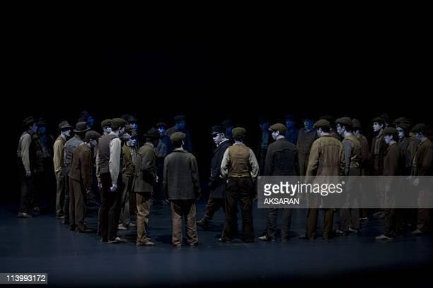 """Simon Boccanegra"", Verdi's opera at the ""Theatre du Capitole"" In Toulouse, France On October 08, 2009-Simon Boccanegra, a Giuseppe Verdi opera, a..."