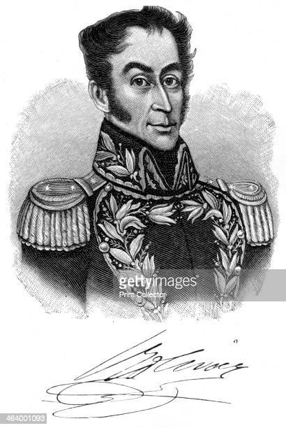 Simon Bolivar, 19th century South American revolutionary leader, . Bolivar is known as the 'Liberator' of South America from Spanish rule. The son of...