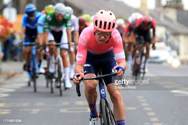 Simon Clarke of Australia and EF Education First Pro Cycling / during the 16th Tour of Britain 2019, Stage 8 a 166km stage from Altrincham to...