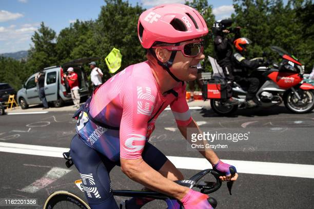 Simon Clarke of Australia and Team EF Education First / during the 106th Tour de France 2019, Stage 10 a 217,5km stage from Saint-Flour to Albi / TDF...
