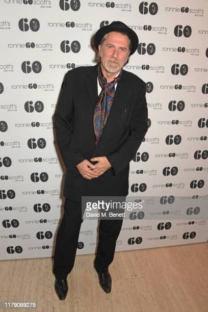 Simon Cooke attends A Night At Ronnie Scotts 60th Anniversary Gala at the Royal Albert Hall on October 30 2019 in London England
