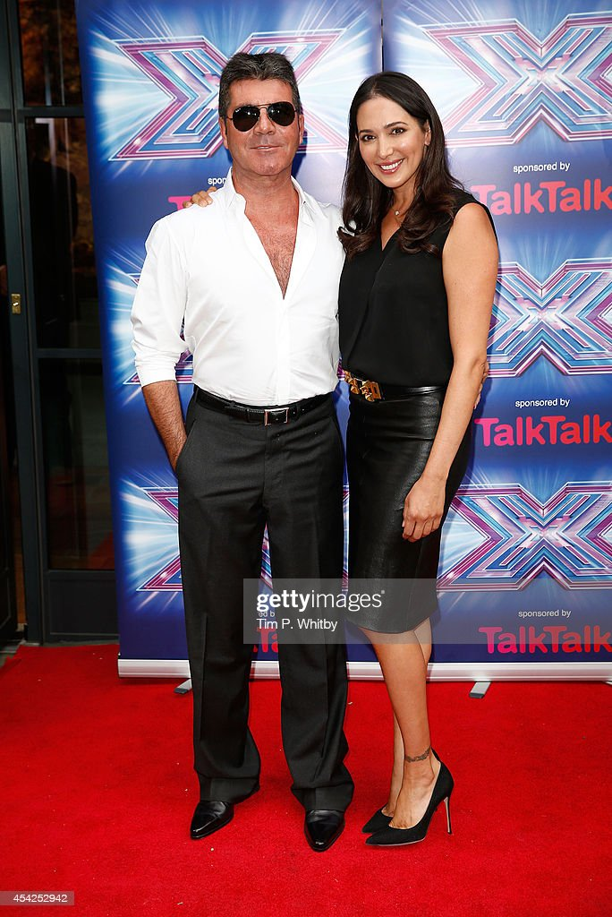 """The X Factor"" - Press Launch"
