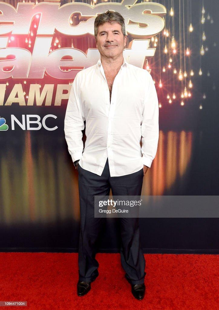 """America's Got Talent: The Champions"" Finale - Arrivals : News Photo"