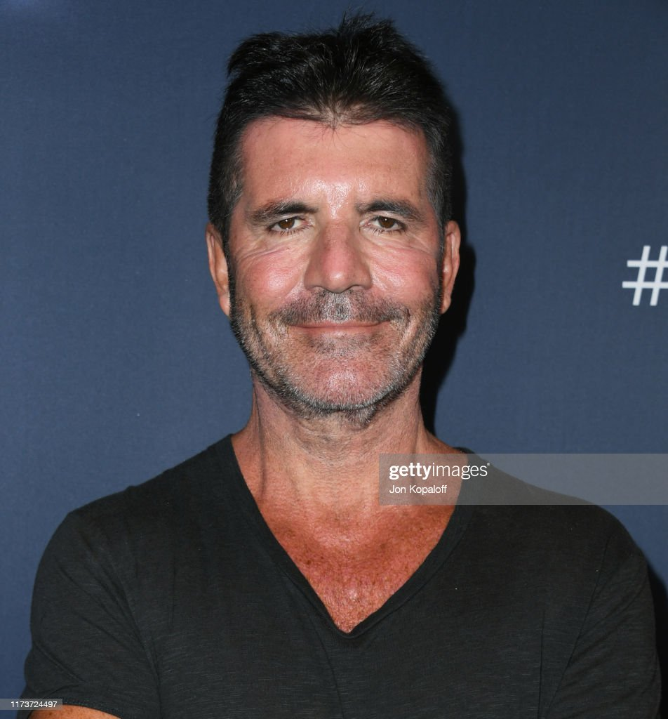 Simon Cowell attends