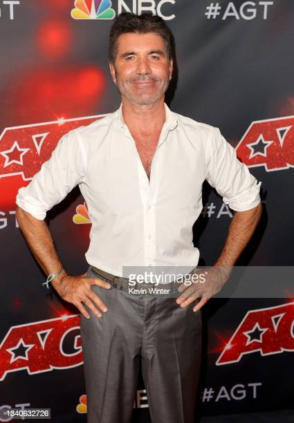 """Simon Cowell attends """"America's Got Talent"""" Season 16 Finale at Dolby Theatre on September 15, 2021 in Hollywood, California."""