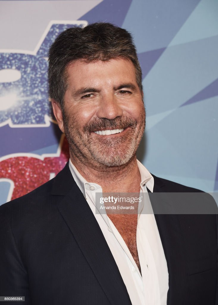 Simon Cowell attends NBC's 'America's Got Talent' Season 12 Finale at the Dolby Theatre on September 20, 2017 in Hollywood, California.