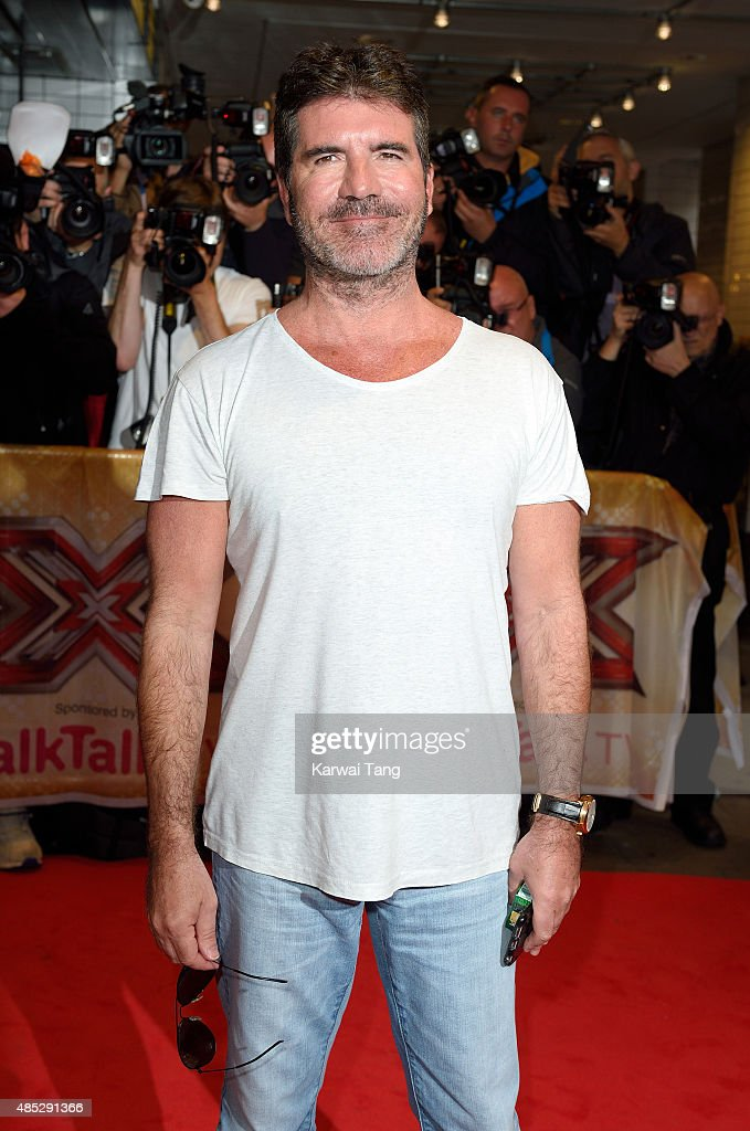 """The X Factor"" Press Launch"