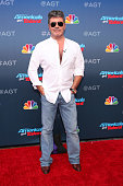 pasadena ca simon cowell attends red