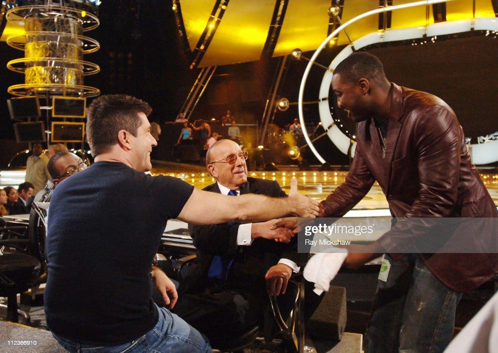 """American Idol"" Season 4 - Performance Show - May 17, 2005"