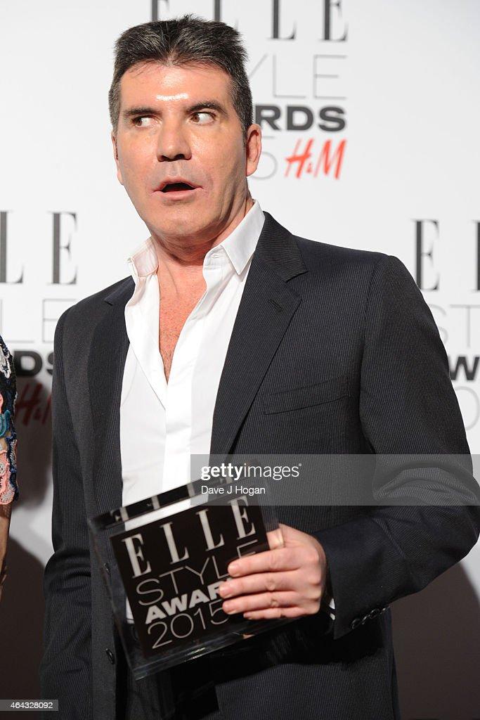 Elle Style Awards 2015 - Winners Room : News Photo