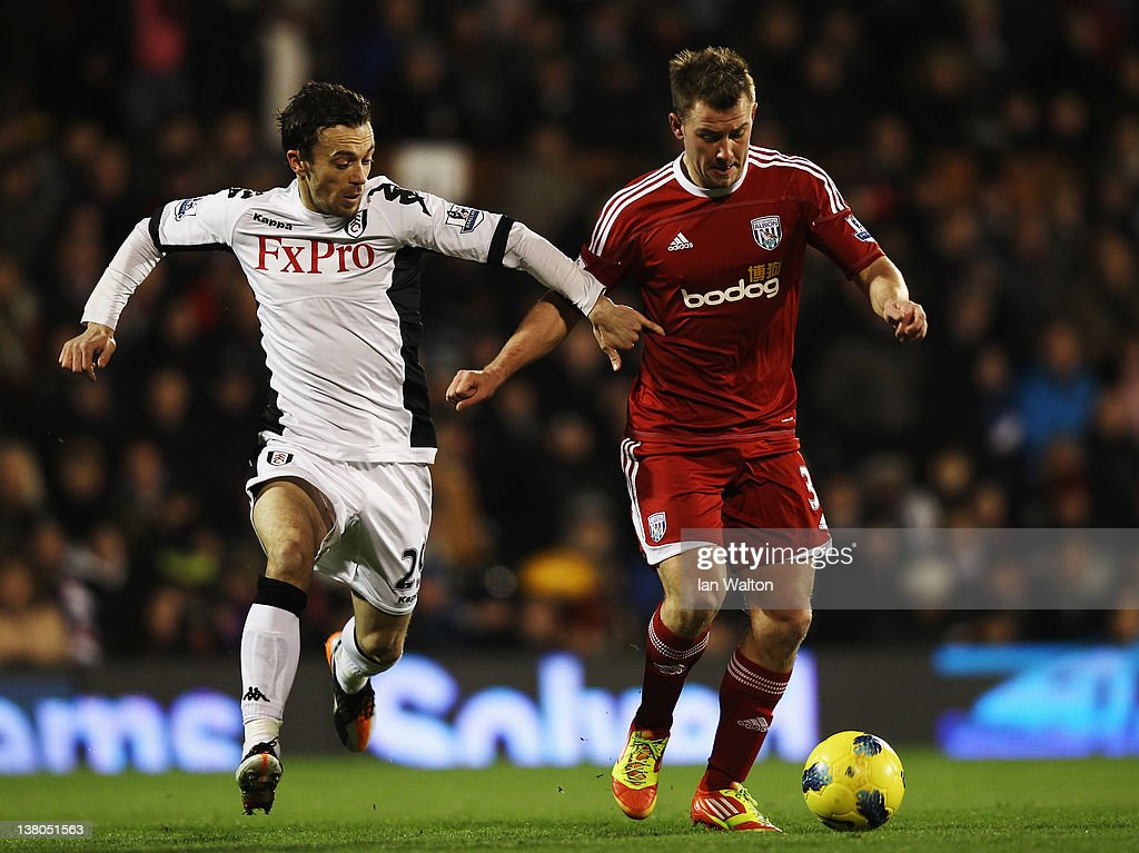 Fulham v West Bromwich Albion - Premier League