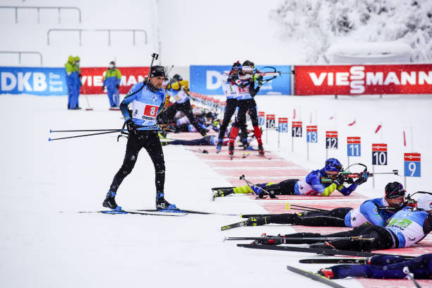 DEU: BMW IBU World Cup Biathlon Oberhof - Men 4x7.5 km Relay Competition