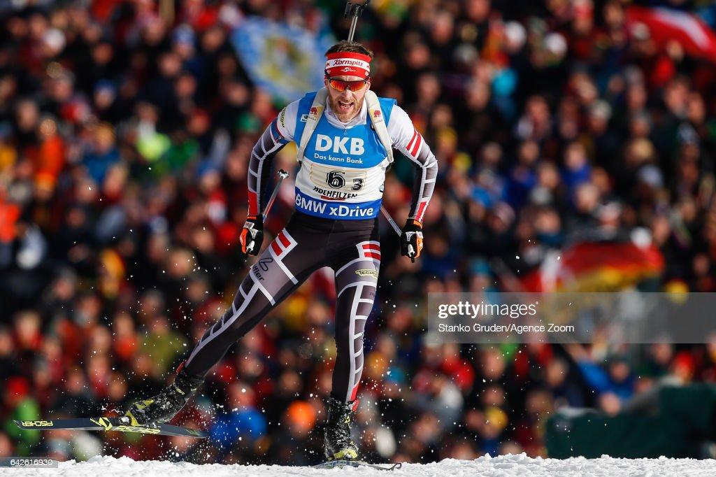 IBU Biathlon World Championships - Men's Relay