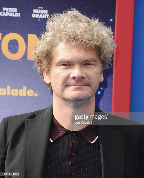 Simon Farnaby attends the Los Angeles Premiere 'Paddington 2' at Regency Village Theatre on January 6 2018 in Westwood California