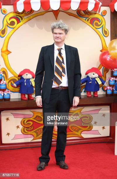 Simon Farnaby attends the 'Paddington 2' premeire at BFI Southbank on November 5 2017 in London England