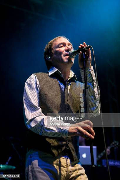 Simon Fowler of Ocean Colour Scene performs at O2 Academy on December 17 2013 in Leeds England
