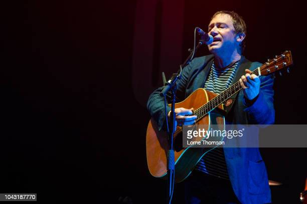 Simon Fowler of Ocean Colour Scene performs at Star Shaped Festival at O2 Academy Brixton on September 29, 2018 in London, England.