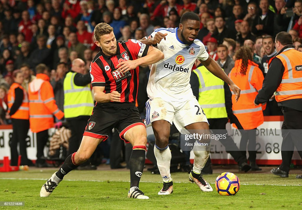 AFC Bournemouth v Sunderland - Premier League : News Photo