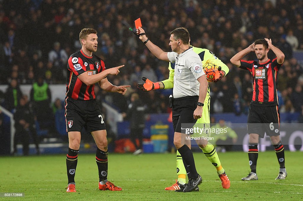 Leicester City v A.F.C. Bournemouth - Premier League